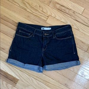 Levi's women's jean shorts size 29